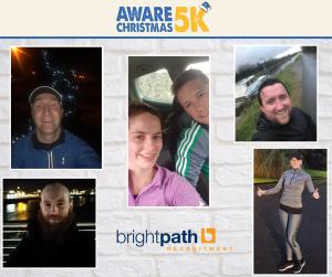 Aware 5k run/walk