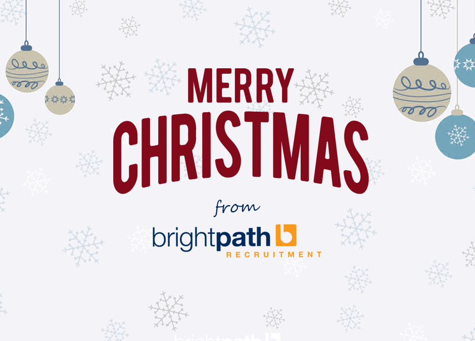 Merry Christmas from Brightpath Recruitment.