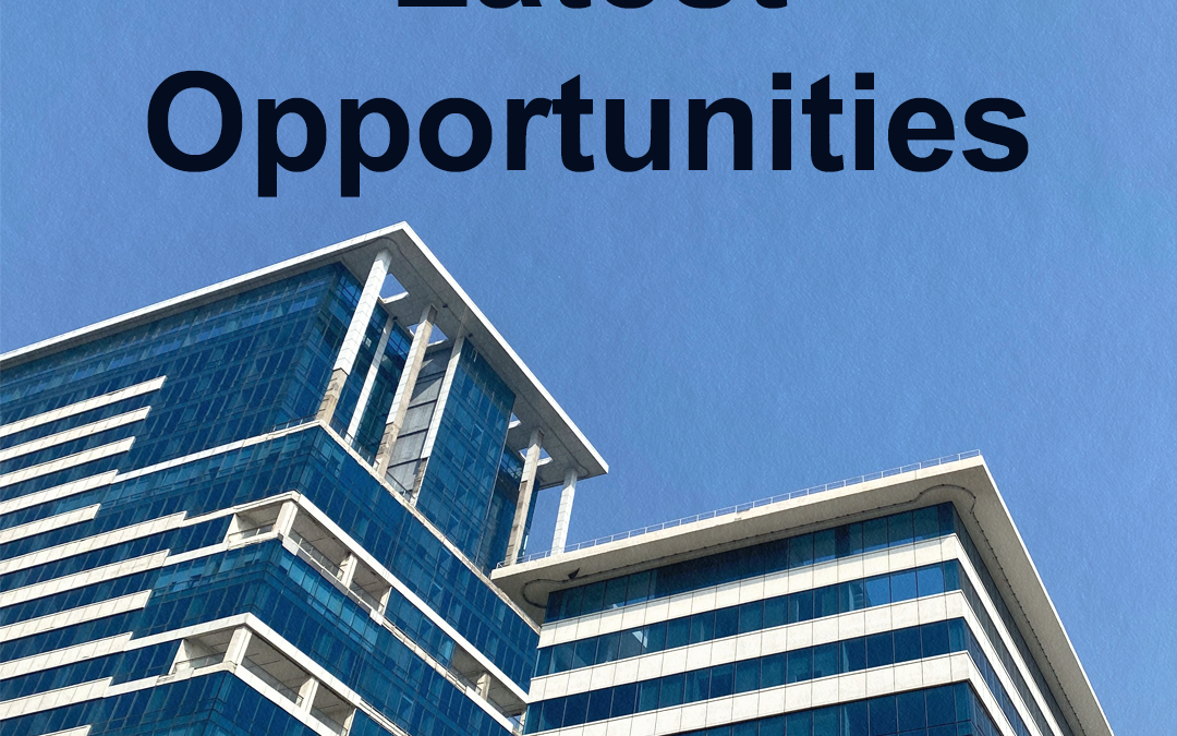 Latest Construction Opportunities
