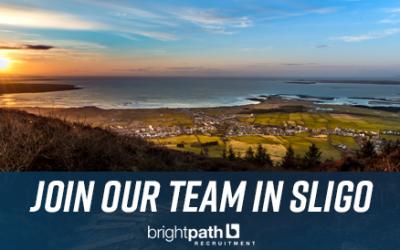 Join our team in Sligo