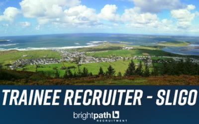 Trainee Recruitment Consultant opportunity
