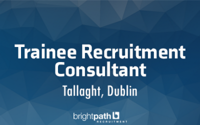 Join our team in Tallaght